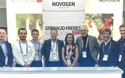 An excellent showing by NOVOGEN at the recent IPPE 2020 expo