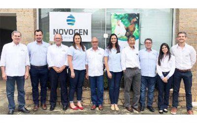 L'équipe NOVOGEN DO BRASIL se renforce pour 2020