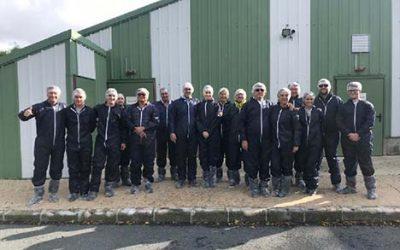 NOVOGEN reçoit une délégation brésilienne