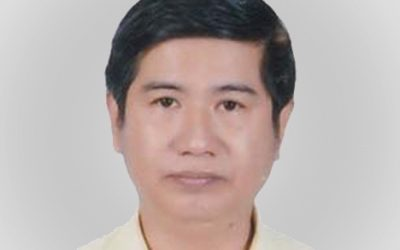 A warm welcome to Dr Kyi Lin Htet, NOVOGEN's representative in Myanmar.