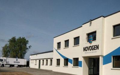 Saint-Hervé. Novogen crée 20 emplois