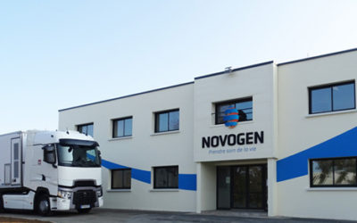NOVOGEN, STRATEGIC INVESTMENTS IN LINE WITH ITS DEVELOPMENT AMBITIONS