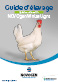 Commerciales : Guide d'Elevage NOVOgen White Light Système Alternatif