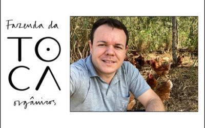 Fazenda da Toca, especialista em ovos orgânicos, nova parceira da NOVOGEN
