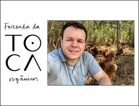 FAZENDA DA TOCA, THE ORGANIC EGG SPECIALIST IN BRAZIL, NEW PARTNER OF NOVOGEN